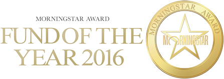 "Morningstar Award""Fund of the Year 2016"""
